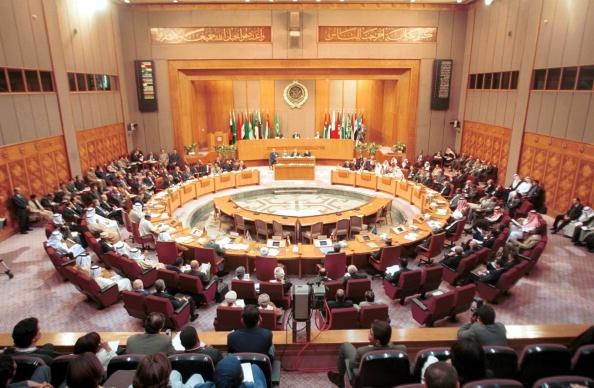 Meeting「Arab Ministers Meeting Held In Cairo」:写真・画像(13)[壁紙.com]