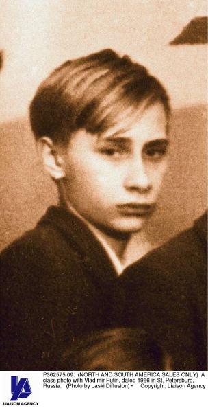 Uniform「Putin's grade school photo」:写真・画像(14)[壁紙.com]