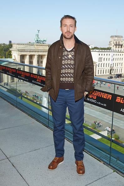ライアン・ゴズリング「'Blade Runner 2049' Photo Call In Berlin」:写真・画像(18)[壁紙.com]