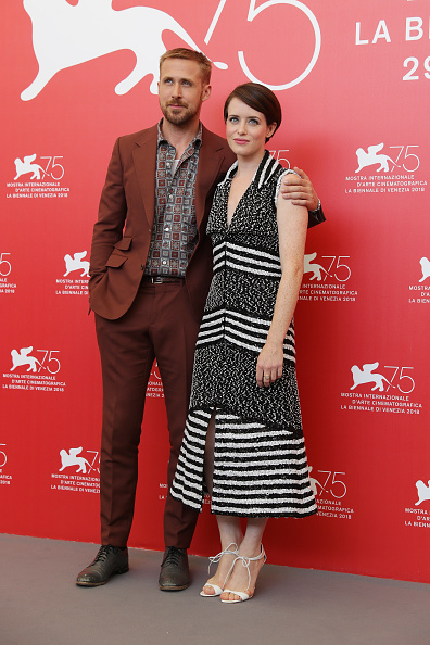 Film Industry「First Man Photocall - 75th Venice Film Festival」:写真・画像(3)[壁紙.com]
