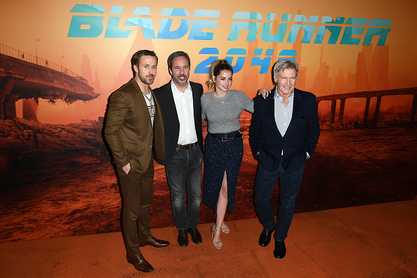 横位置「'Blade Runner 2049' Photocall At Le Broistol In Paris」:写真・画像(7)[壁紙.com]