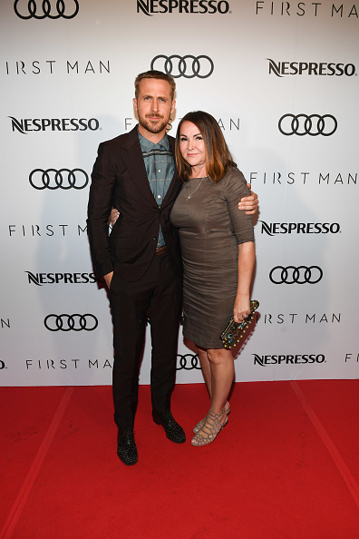 """Hair Stubble「Nespresso And Audi Hosted """"First Man"""" Premiere Party At Toronto International Film Festival 2018」:写真・画像(14)[壁紙.com]"""