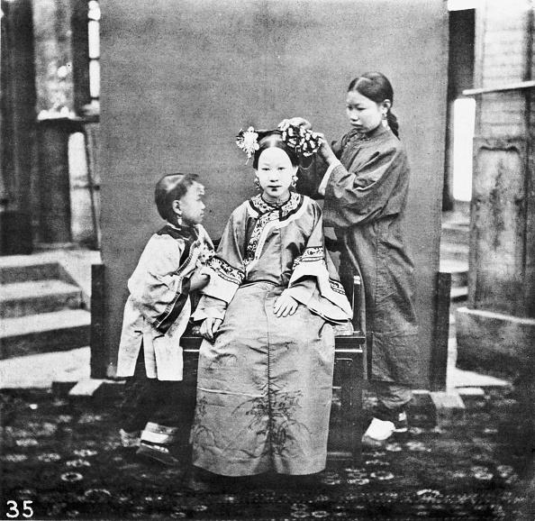 Chinese Culture「Manchu Fashion」:写真・画像(15)[壁紙.com]