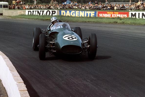 Formula One Racing「Roy Salvadori, Grand Prix Of Great Britain」:写真・画像(13)[壁紙.com]
