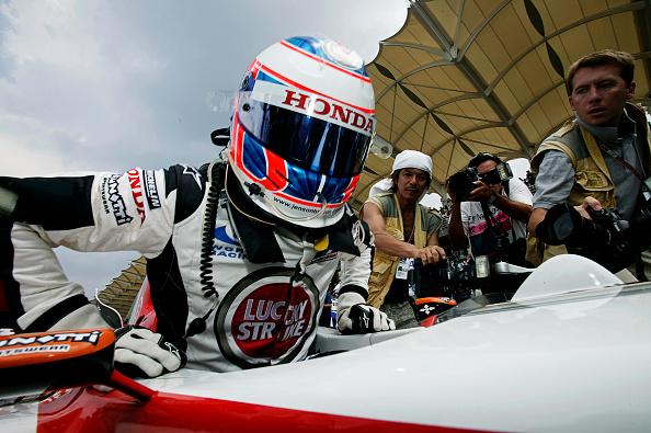 Malaysian Formula One Grand Prix「Jenson Button, Grand Prix Of Malaysia」:写真・画像(4)[壁紙.com]