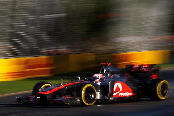 F1オーストラリア・グランプリ「Jenson Button, Grand Prix Of Australia」:写真・画像(5)[壁紙.com]