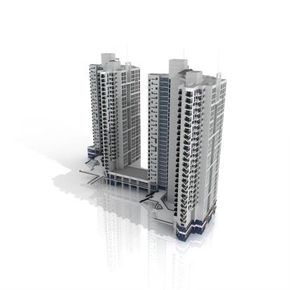 Housing Project「Highrise」:スマホ壁紙(19)