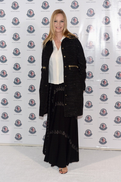 Maxi Skirt「Remo Ruffini and Moncler Celebrate Its 60th Anniversary At A Private Dinner During Art Basel Miami Beach」:写真・画像(4)[壁紙.com]
