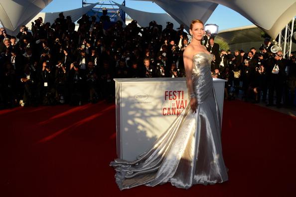 Sweetheart Neckline「Palme D'Or Winners Photocall - The 66th Annual Cannes Film Festival」:写真・画像(12)[壁紙.com]