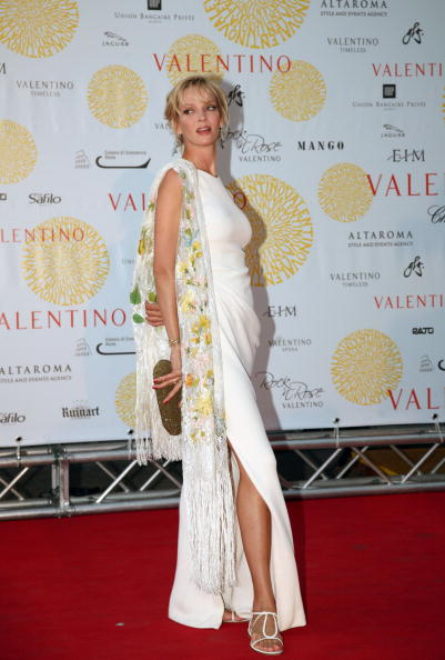 Franco Origlia「'Valentino In Rome, 45 Years Of Style' Exhibition Opening」:写真・画像(5)[壁紙.com]