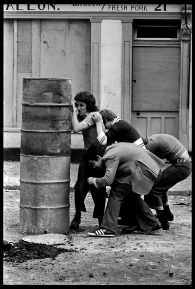 Barricade「Teenage Rioters」:写真・画像(8)[壁紙.com]