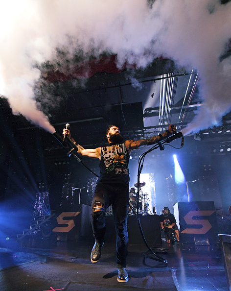 Skillet - Cooking Pan「Skillet And Sevendust In Concert With Pop Evil And Devour The Day - Tempe, AZ」:写真・画像(1)[壁紙.com]