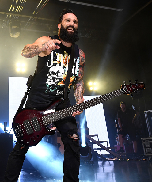 Skillet - Cooking Pan「Skillet And Sevendust In Concert With Pop Evil And Devour The Day - Tempe, AZ」:写真・画像(13)[壁紙.com]