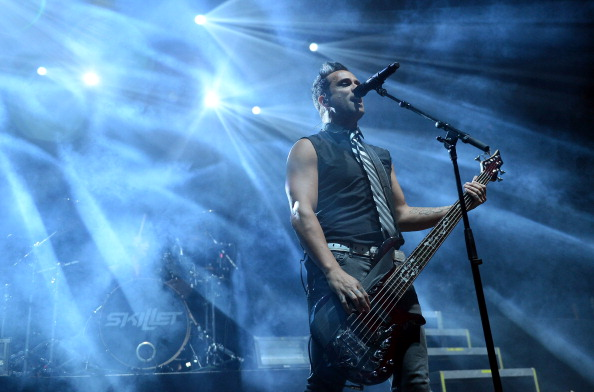Skillet - Cooking Pan「Carnival Of Madness Tour At The Joint At The Hard Rock」:写真・画像(16)[壁紙.com]