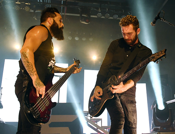 Skillet - Cooking Pan「Skillet And Sevendust In Concert With Pop Evil And Devour The Day - Tempe, AZ」:写真・画像(10)[壁紙.com]
