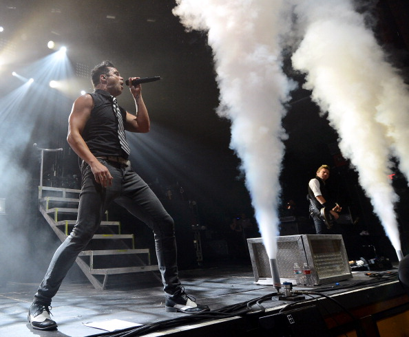 Skillet - Cooking Pan「Carnival Of Madness Tour At The Joint At The Hard Rock」:写真・画像(17)[壁紙.com]