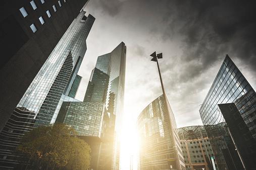 Skyscraper「contemporary building exterior」:スマホ壁紙(2)