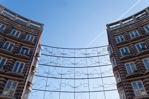 Amsterdam「Contemporary architecture Java-eiland Amsterdam」:スマホ壁紙(8)