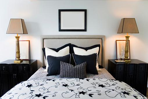 Duvet「Contemporary Bedroom」:スマホ壁紙(5)