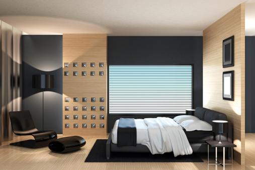 Photography Themes「Contemporary Bedroom」:スマホ壁紙(6)