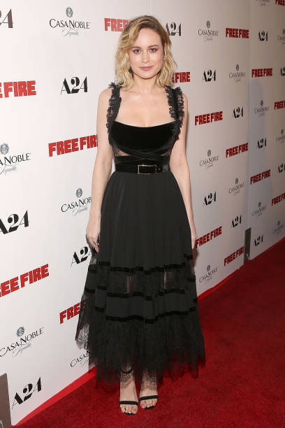 """Premiere Of A24's """"Free Fire"""" - Arrivals:ニュース(壁紙.com)"""