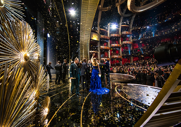 ステージ「88th Annual Academy Awards - Backstage And Audience」:写真・画像(1)[壁紙.com]