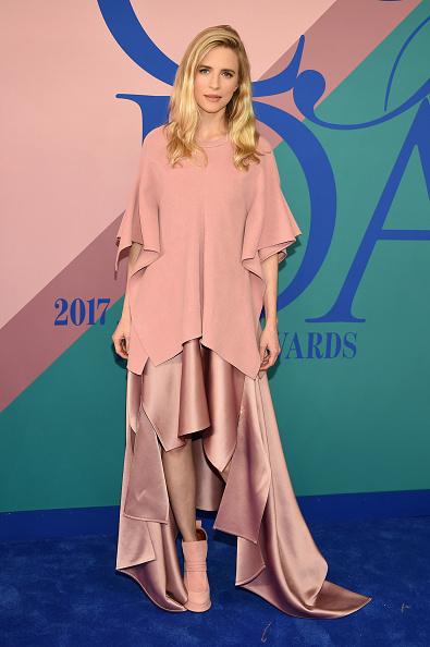 Brit Marling「2017 CFDA Fashion Awards - Arrivals」:写真・画像(6)[壁紙.com]