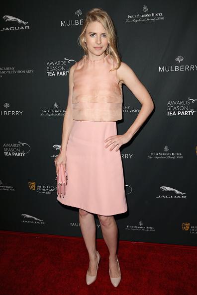 Hair Back「BAFTA LA 2014 Awards Season Tea Party - Arrivals」:写真・画像(19)[壁紙.com]