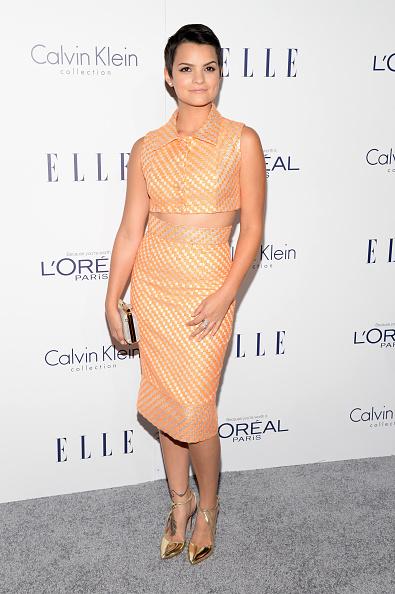 Gold Shoe「22nd Annual ELLE Women In Hollywood Awards - Arrivals」:写真・画像(5)[壁紙.com]