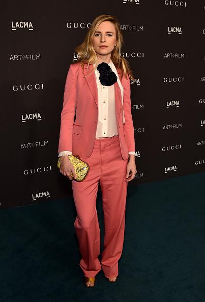Brit Marling「LACMA 2015 Art+Film Gala Honoring James Turrell And Alejandro G Iñárritu, Presented By Gucci - Red Carpet」:写真・画像(17)[壁紙.com]
