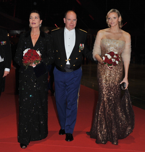 Bouquet「Monaco National Day 2010 - Gala Concert Arrivals」:写真・画像(14)[壁紙.com]