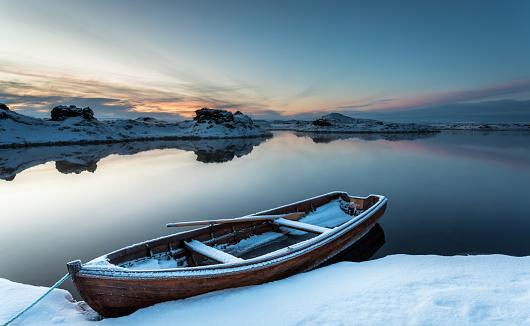 North Iceland「Myvatn Lake - North Iceland」:スマホ壁紙(3)