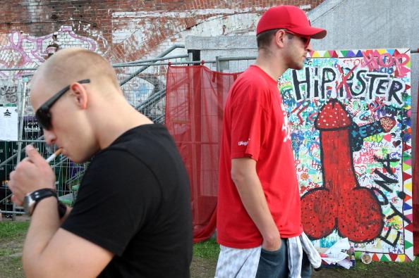 Yuppie「Hipster Olympics 2012」:写真・画像(19)[壁紙.com]
