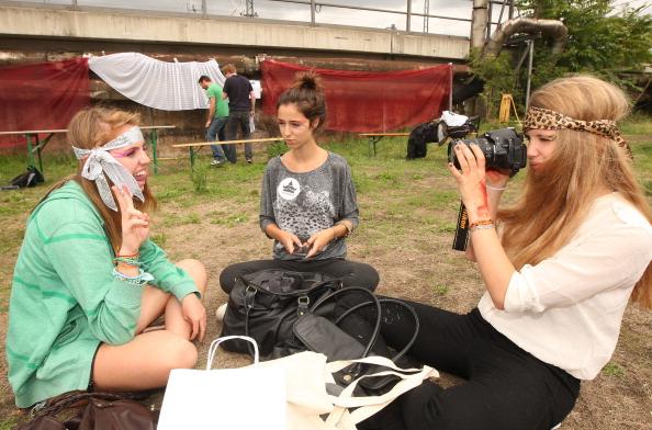 Yuppie「Hipster Olympics 2012」:写真・画像(15)[壁紙.com]