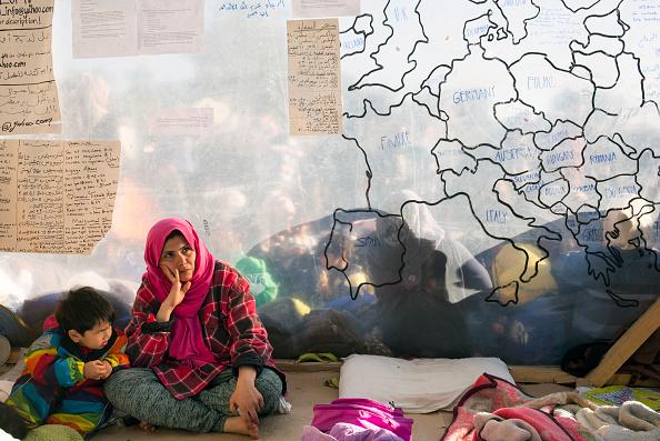 Lesbos「Refugees On Lesbos」:写真・画像(4)[壁紙.com]