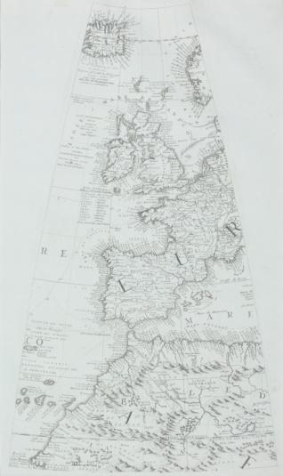 Latitude「Map of Europe and Africa」:スマホ壁紙(16)