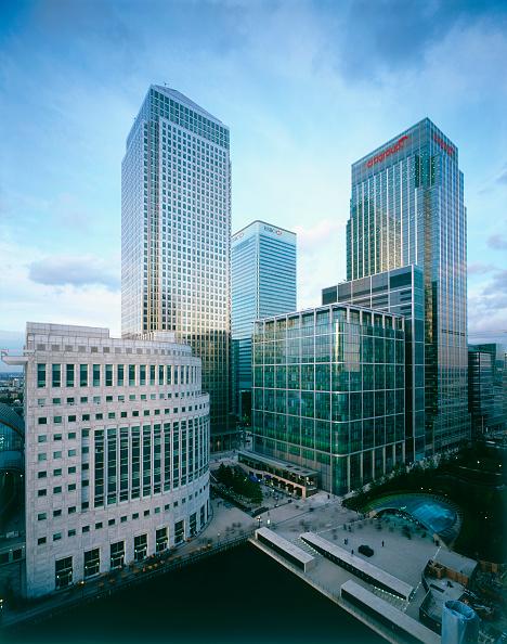 Urban Skyline「Canary Wharf  Docklands area. London  United Kingdom.」:写真・画像(5)[壁紙.com]