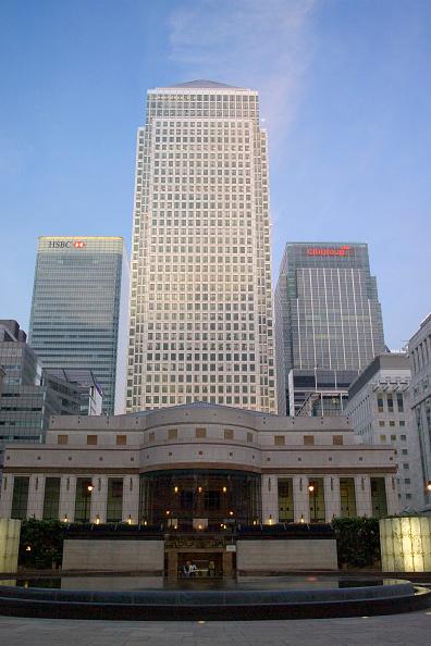 skyscraper「Canary Wharf, London, UK」:写真・画像(10)[壁紙.com]
