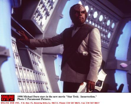 """Star Trek「1998 Michael Dorn stars in the new movie """"Star Trek: Insurrection.""""」:写真・画像(19)[壁紙.com]"""
