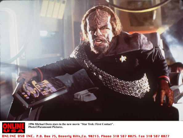 "Star Trek「1996 Michael Dorn stars in the new movie ""Star Trek: First Contact"".」:写真・画像(14)[壁紙.com]"