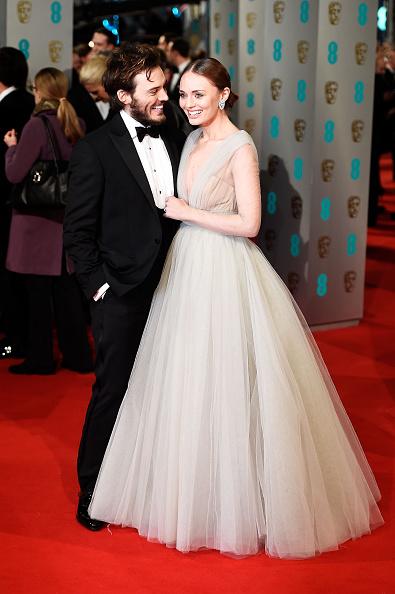 Covent Garden「EE British Academy Film Awards 2015 - Red Carpet Arrivals」:写真・画像(11)[壁紙.com]