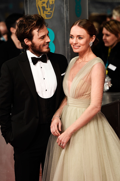 Covent Garden「EE British Academy Film Awards 2015 - Red Carpet Arrivals」:写真・画像(8)[壁紙.com]