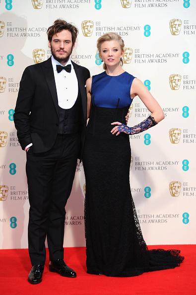 Lace Dress「EE British Academy Film Awards 2015 - Winners Room」:写真・画像(13)[壁紙.com]