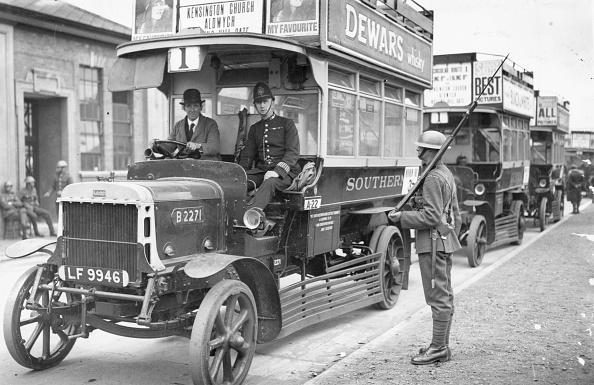 Land Vehicle「Guarded Bus」:写真・画像(9)[壁紙.com]