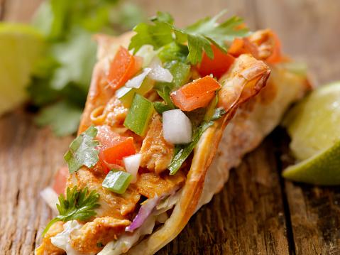 Taco「Crispy Wonton Chicken Tacos」:スマホ壁紙(5)