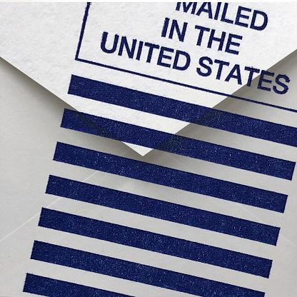 Voting Ballot「Mail-in voting」:スマホ壁紙(0)