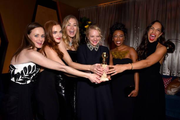 Presley Ann「FOX, FX And Hulu 2018 Golden Globe Awards After Party - Inside」:写真・画像(15)[壁紙.com]