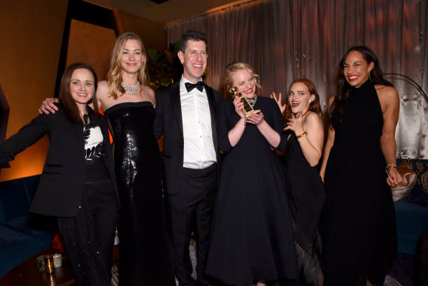 Presley Ann「FOX, FX And Hulu 2018 Golden Globe Awards After Party - Inside」:写真・画像(16)[壁紙.com]