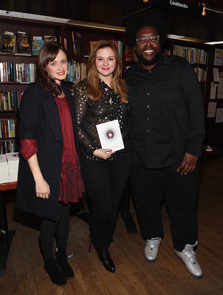 アレクシス ブレデル「Amber Tamblyn 'Dark Sparkler' Book Release Party」:写真・画像(3)[壁紙.com]