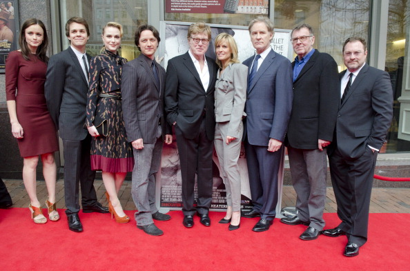 """Suede「The American Film Company, Ford's Theatre, and Roadside Attractions Present the Premiere of Robert Redford's """"The Conspirator"""" - Arrivals」:写真・画像(7)[壁紙.com]"""
